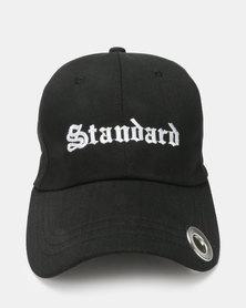 Utopia Standard Cap Black