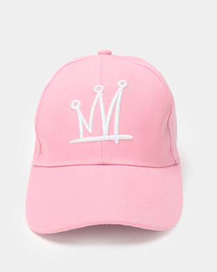 Utopia Crown Cap Pink 1eddad24d52