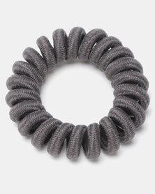 Utopia Set of 10 Hairbands Dark Grey