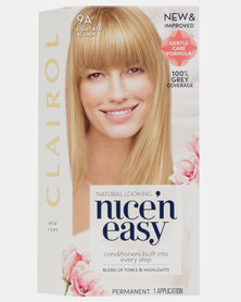 Nice N Easy Natural Root Touch Up Light Blonde 9