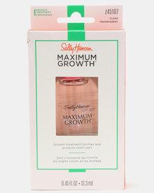 Sally Hansen Grow Maximum Growth Pink