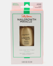 Sally Hansen Nail Growth Miracle Gold