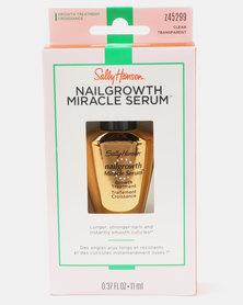 Sally Hansen Grow Miracle Nail Growth Serum Gold