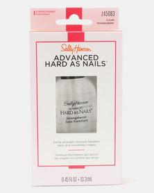 Sally Hansen Strength Advanced Hard Nails Clear