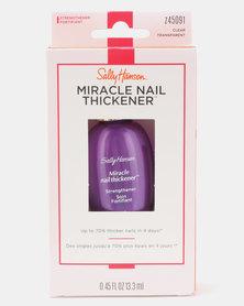 Sally Hansen Strength Miracle Thickener Purple