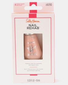 Sally Hansen Strength Nail Rehab X Pink