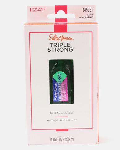 Sally Hansen Strength Triple Strong Gel Green