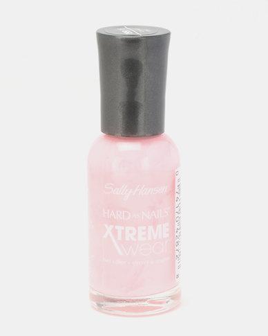 Sally Hansen Hard Nails Xtreme Nail Polish 115 Tickled Pink