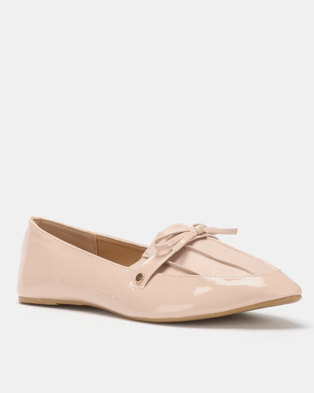 3311d28b09b Legit Pointy Loafer with Pleated Vamp .