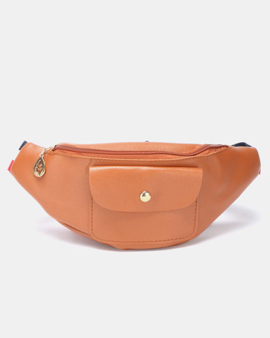 Utopia Waist Bag Tan