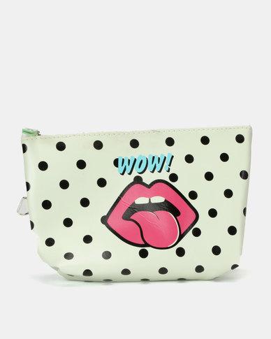 Utopia Funky Printed Cosmetic Bag Multi