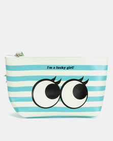 Utopia Funky Printed Cosmetic Bag Multi