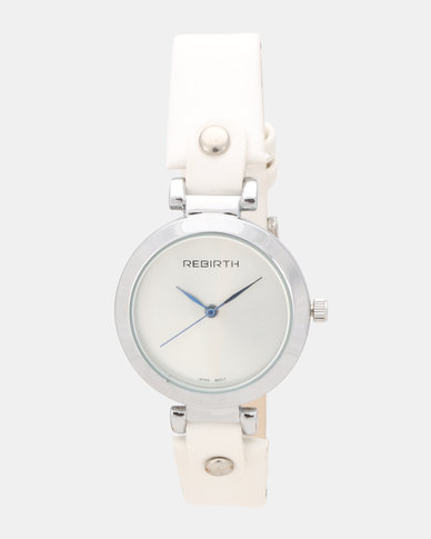 Utopia Stud Watch White