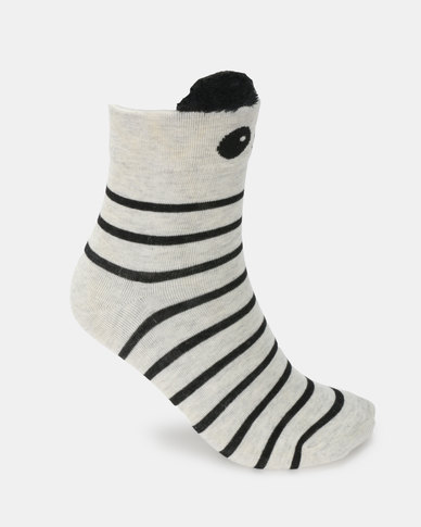 Utopia Panda Socks Multi