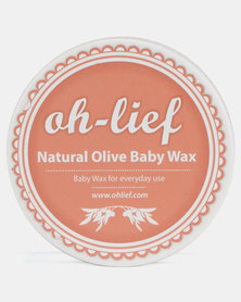 Oh-Lief Natural Products Olive Baby Wax