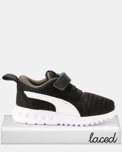 Puma Sportstyle Core Boys Carson 2 I Sneakers Black