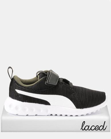 Puma Sportstyle Core Boys Carson 2 PS Sneakers Black