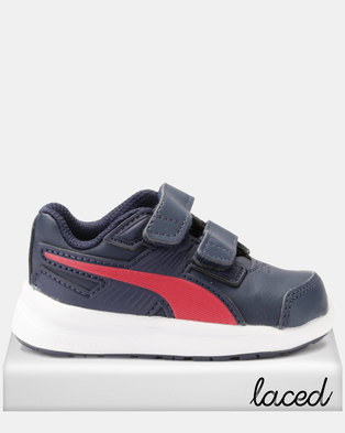 6d3b46b860c Puma Boys Escaper SL V I Sneakers Navy