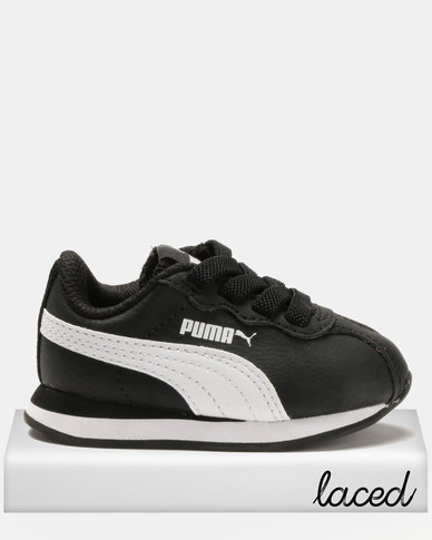 Puma Boys Turin 11 AC I Sneakers Black