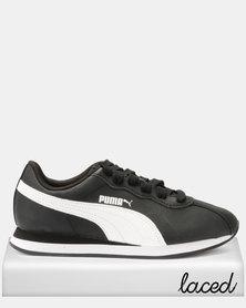 Puma Sportstyle Core Boys Turin 11 AC JR Sneakers Black