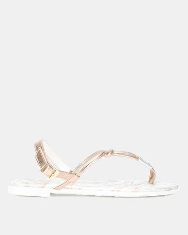 Puma Sportstyle Core Stylecat Mimicry Wn s ZADP Sandals White