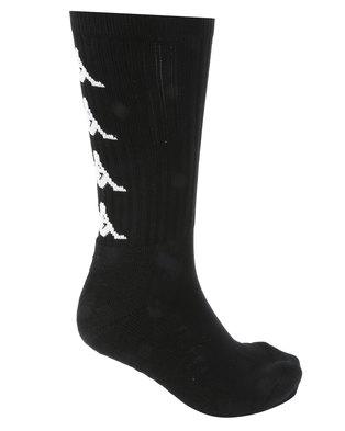 Kappa Authentic Amal 1P Socks Black/White