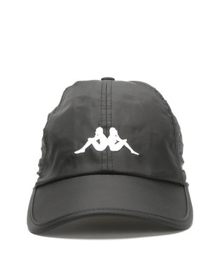 Kappa Apennine Omini Golf Cap Black