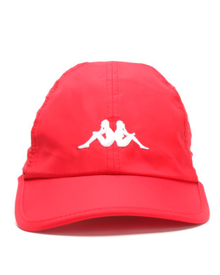 Kappa Apennine Omni Golf Cap Red