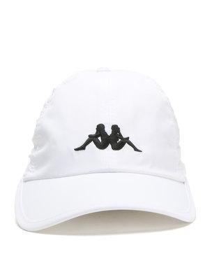 Kappa Apennine Omini Golf Cap White