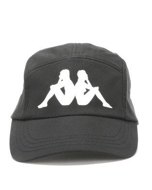 Kappa Paradiso Non-Omni Peak Cap Black
