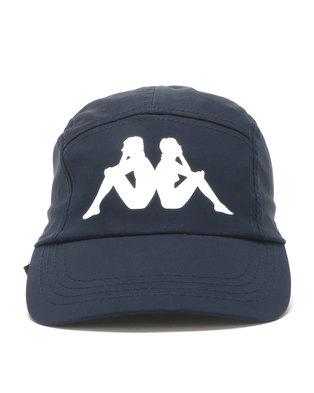 Kappa Paradiso Non-Omni Peak Cap Navy