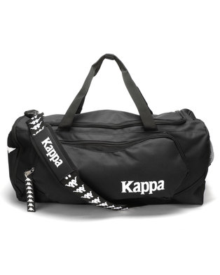 Kappa Como Medium Duffel Black