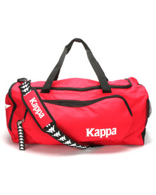 Kappa Como Medium Duffel Red