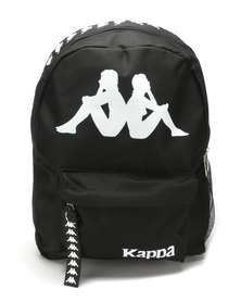 Kappa Garda Omini Banda Backpack Black