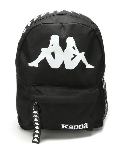 ogni giorno principalmente peste  Kappa Garda Omini Banda Backpack Black | Kappa