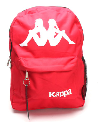 8580a1358e Kappa Garda Omini Banda Backpack Red