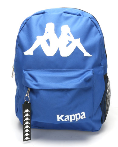 Kappa Garda Omni  Backpack Royal Blue
