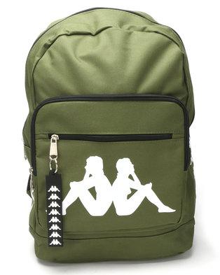 Kappa Maggiore Omni Backpack Green