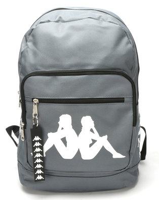 Kappa Maggiore Omini Backpack Grey