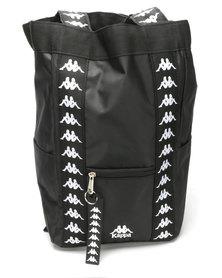 Kappa Trasimeno Strap Bag Black