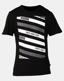 Puma Sportstyle Core Line Graphic Tee