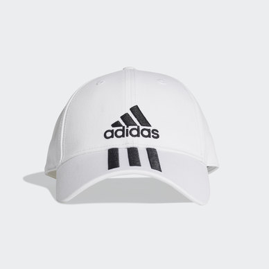 eea45475438 SIX-PANEL CLASSIC 3-STRIPES CAP