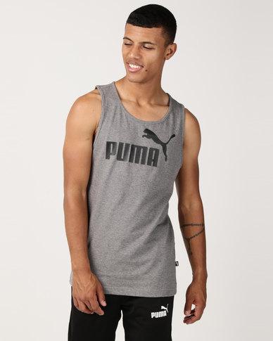Puma Sportstyle Core Ess Tank Grey