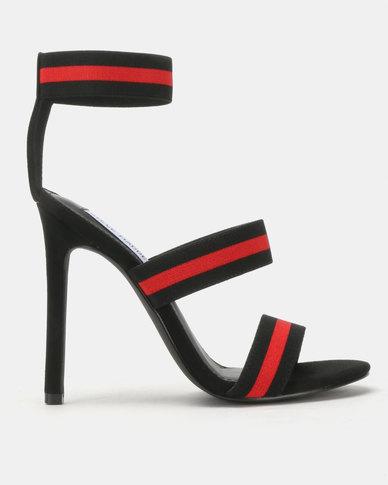 f8563be05f0 Steve Madden Crave Heels Black/Red