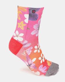 Stance Garden Goddess Socks Multi