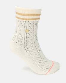 Stance Divine Socks Off-white