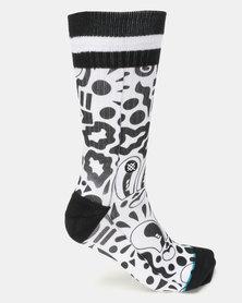 Stance Hattie Eyes Socks Multi