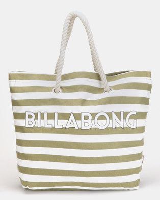 Billabong Suns Out Beach Bag Olive