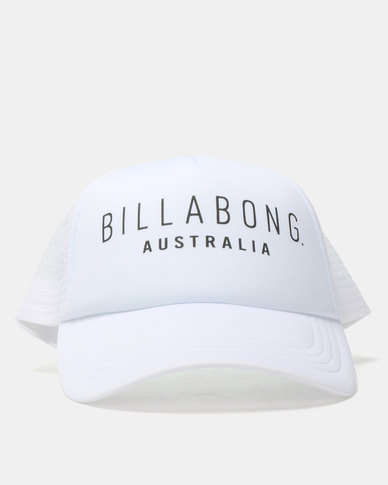 Billabong All Time Trucker White