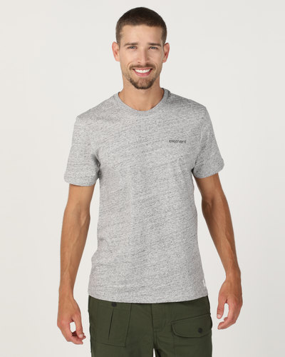 Hurley Mens Bluish Grey One & Only Push Through T-shirt Size Large A Wide Selection Of Colours And Designs Activewear Tops Men's Clothing